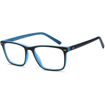 E815 Black + Blue